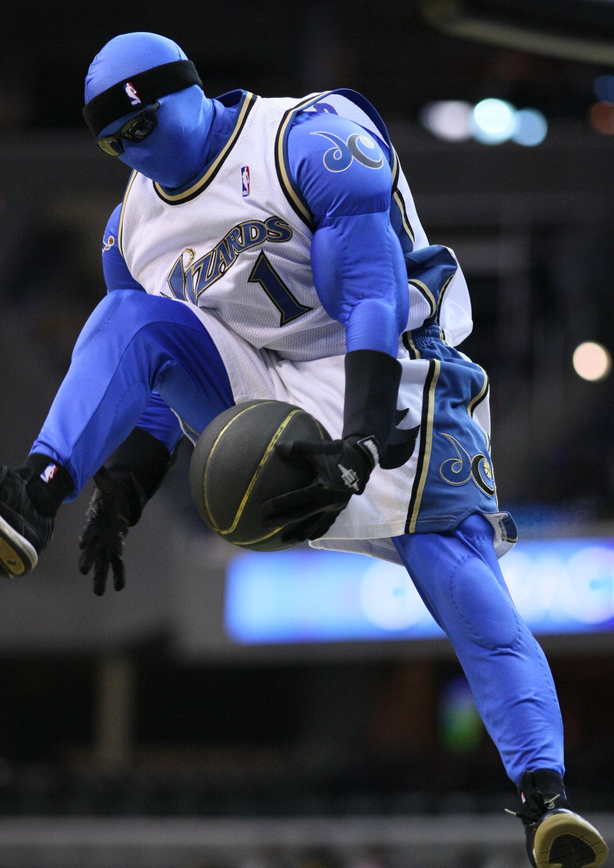 G Man Washington Wizards SportsMascots Wikia Fandom