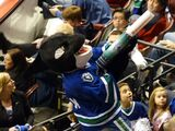 Fin the Whale (Vancouver Canucks)