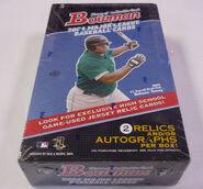 2004 Bowman Hobby Box