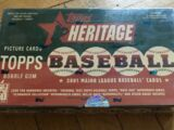 2001 Topps Heritage Baseball