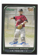2008 Bowman Baseball RC AU