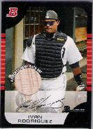 2005 Bowman Baseball Relics 49