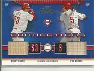 2003 Prestige Connections Mat 49