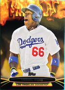 2014 Topps Fired Up Puig 2
