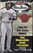 2002 Fleer Box Score Hobby Pack