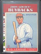 2008 Goudey Buyback Front