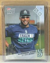 2017 Topps Now Road 197