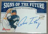 2003 Bowman Draft Baseball SOTF Tankersley
