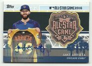 2017 Topps AS Med Auto JAR