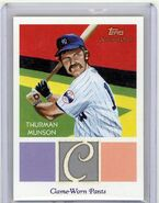 2010 Topps NC Relics Front
