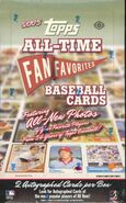 2005 Topps Fan Box