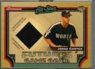 2005 Bowman Baseball Futures Game Front