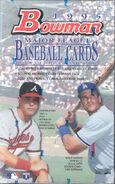 1995 Bowman Baseball Box