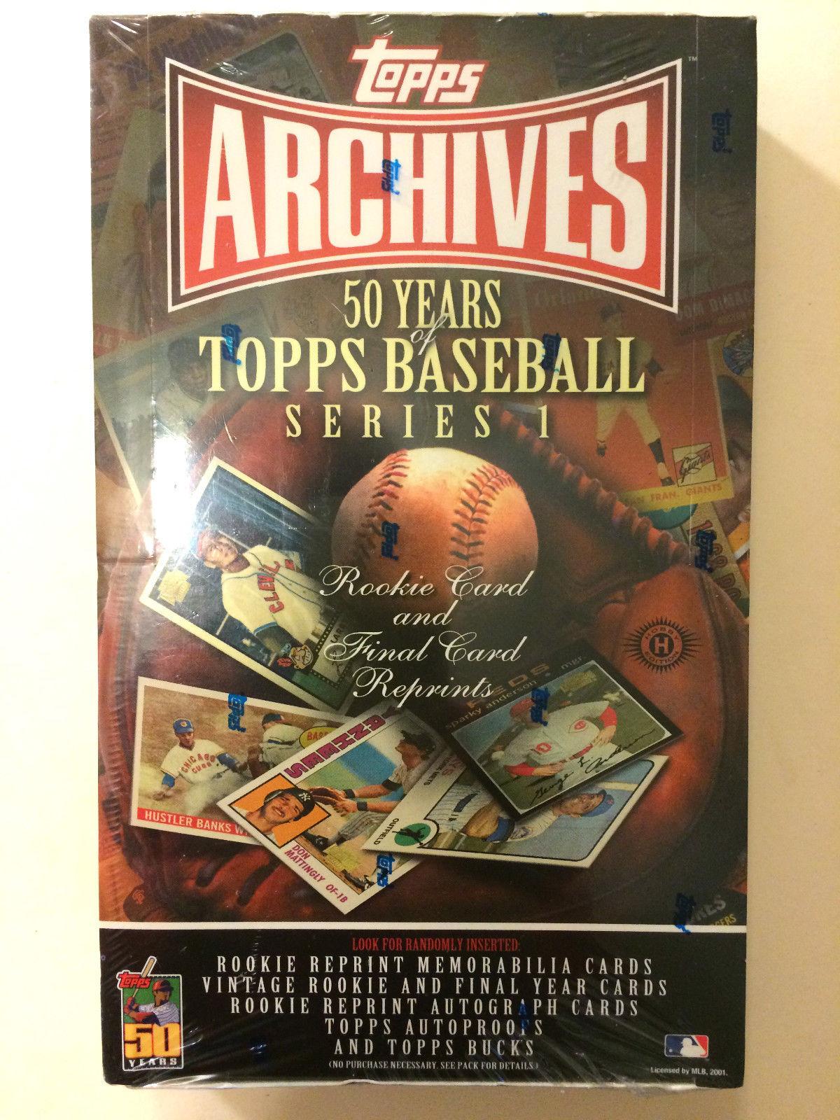 Topps Archives Baseball Baseball Cards Wiki Fandom