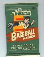 2003 Bowman Heritage Pack