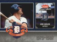 2006 Greats Tigers KG