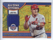 2013 Topps Update AS Gold
