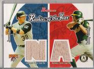 2005 Bowman Baseball BayCrosby