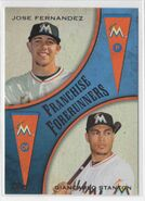 2013 Topps Update FF 10