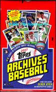 2017 Topps Archives Box Hobby