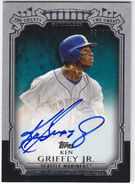 2013 Topps The Greats Relic Auto