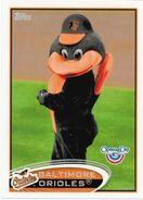 2012 Topps Opening Mascot 02