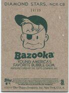 2010 Topps NC Relics Bazooka