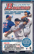 2002 Bowman Baseball Card Hobby Box