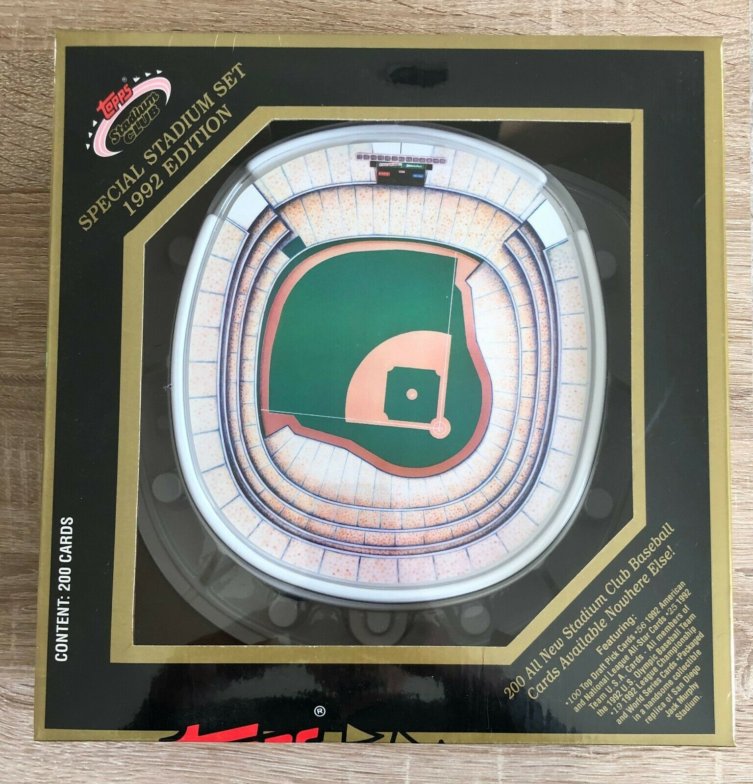 1993 Stadium Club Murphy Baseball Cards Wiki Fandom