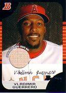 2005 Bowman Baseball Relics 120