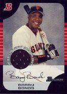 2005 Bowman Baseball Relics 100