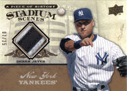 2008 UD Piece SS Gold Patch 37