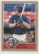 2003 Topps Traded Gold