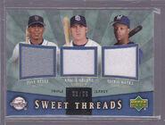 2004 SS Sweet Threads Swatch