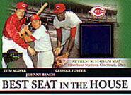 2004 Topps Fan Best Seat