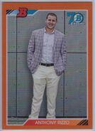 2017 Bowman 1992 Orange