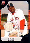 2005 Bowman Baseball Relics 78