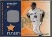 2001 Leaf RS Baseball PC Gwynn