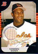 2005 Bowman Baseball Relics 135