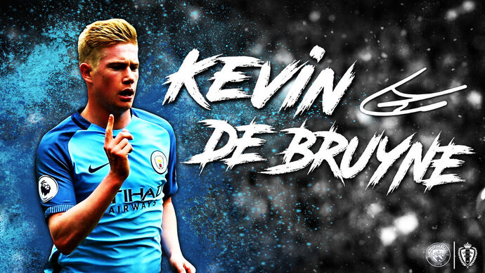 Kevin de bruyne manchester city wallpaper 2016 17 by mitchellcook-damfivq