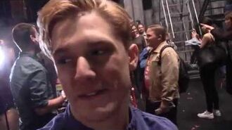 Episode 5 - Vlog of Purple Summer Backstage at SPRING AWAKENING with Andy Mientus