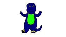 Barney1988PromoDrawing