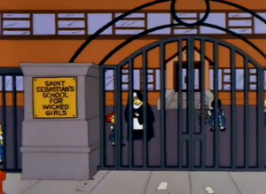 Saint Sebastian's School for Wicked Girls