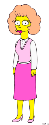 Maude Flanders (Official Image)