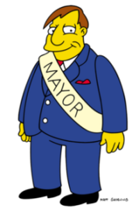 Mayor Quimby (Official Image)