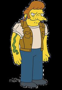 Snake Jailbird (Official Image)