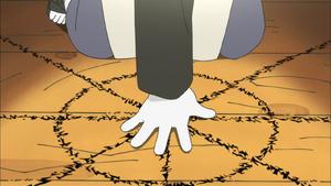 Orochimaru's Summoning Technique