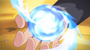 New rasengan shot