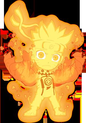 File:Naruto Nine-Tails Chakra Mode.png