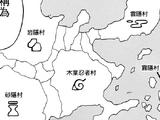 Five Great Shinobi Countries